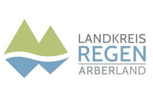 Logo Landkreis Regen. Foto: Landkreis Regen