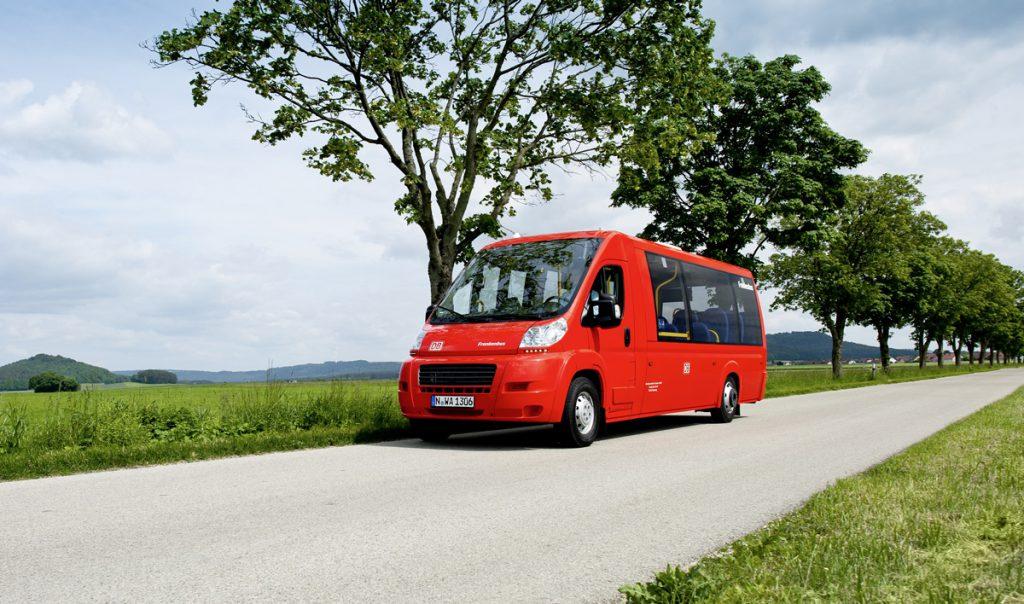 Symbolfoto Viechtacher Stadtbus. Foto: © DB AG